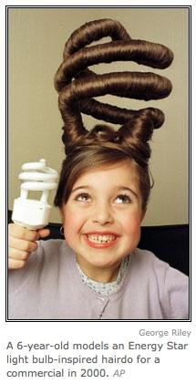 Light-bulb inspired jpeg